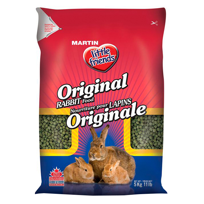 Original Rabbit Food - 5kg
