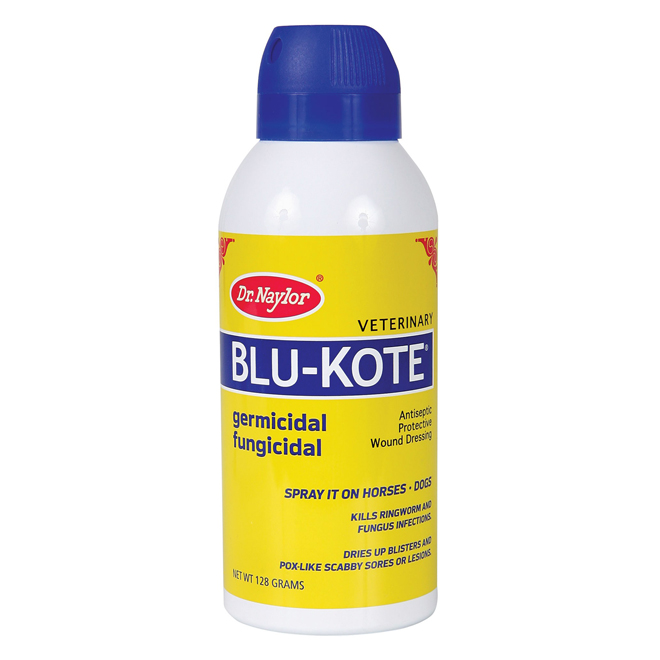 Antiseptic Spray - Blu-Kote - 5 oz