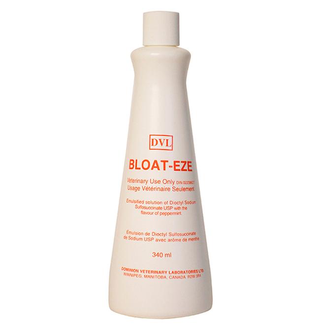 Remède anti-ballonnement et laxatif Bloat-Eze, 340 ml