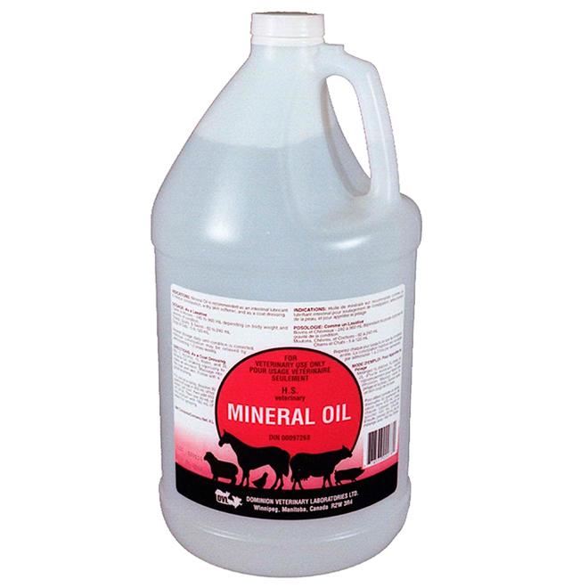 Mineral Oil - 4 L