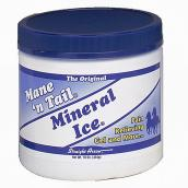 Analgésique pour cheval, Mane 'N Tail Mineral Ice, 500 g