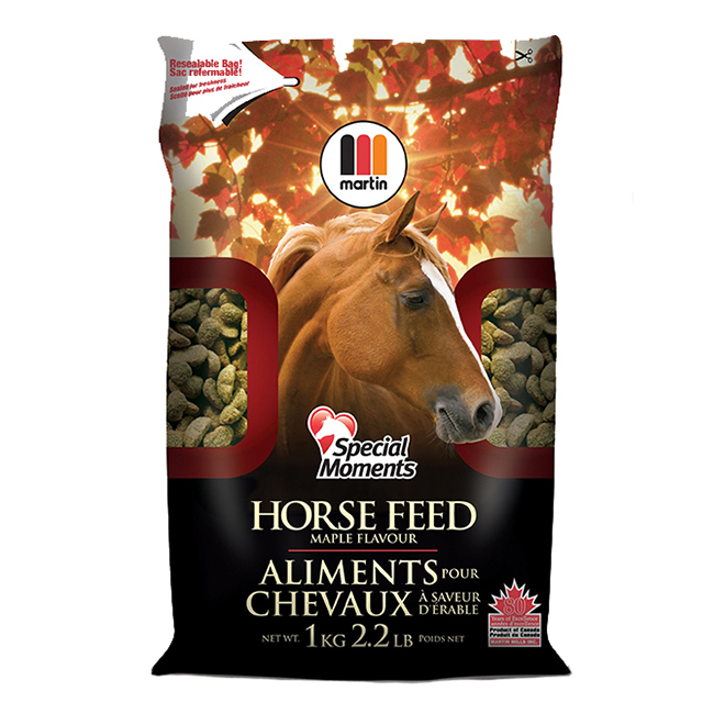 Horse Treats - Special Moments Maple Treats - 1 kg
