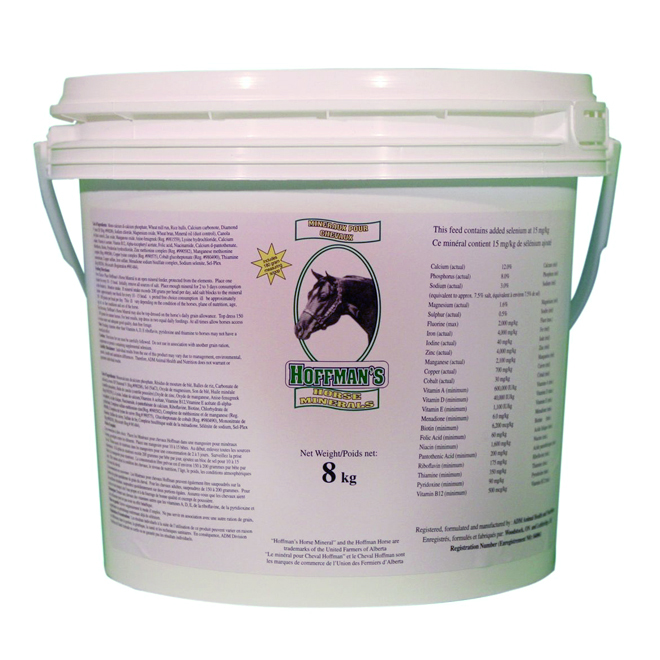 Horse Mash Supplement - Horse Mineral - 8 kg