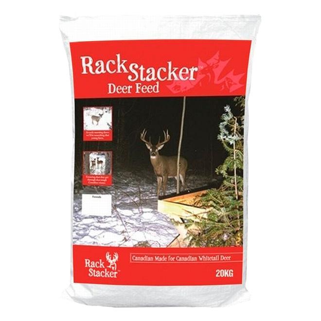 Deer Pellet Feed - Rack Stacker Original - 25 kg