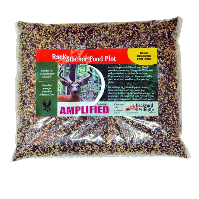 Deer Food Plot - Amplified - 1 lb