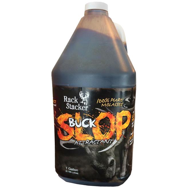 Appât pour daims, Buck Slop, mélasse, 4 L
