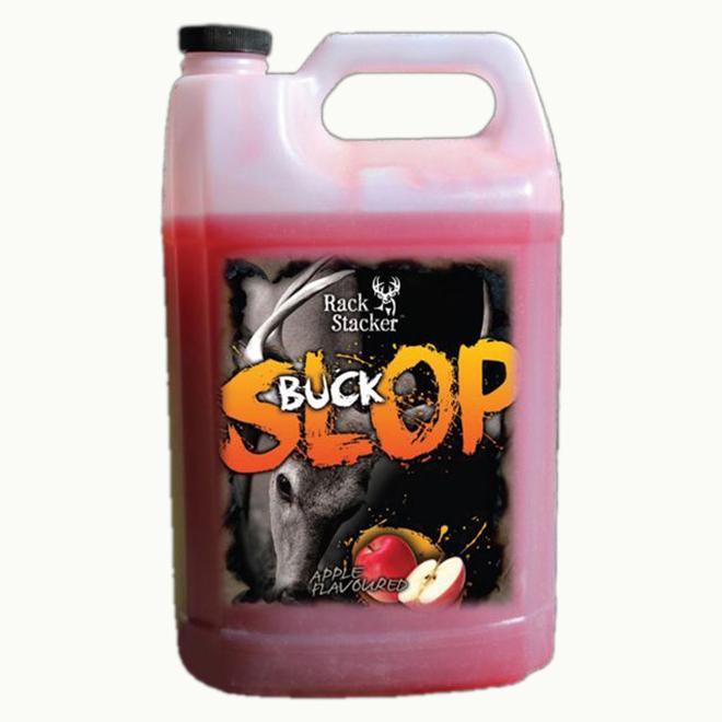 Buck Attractant - Buck Slop - Apple - 4 L