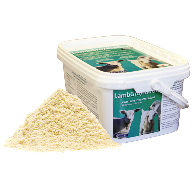 Lait de remplacement, LambGro 28 %, 700 g