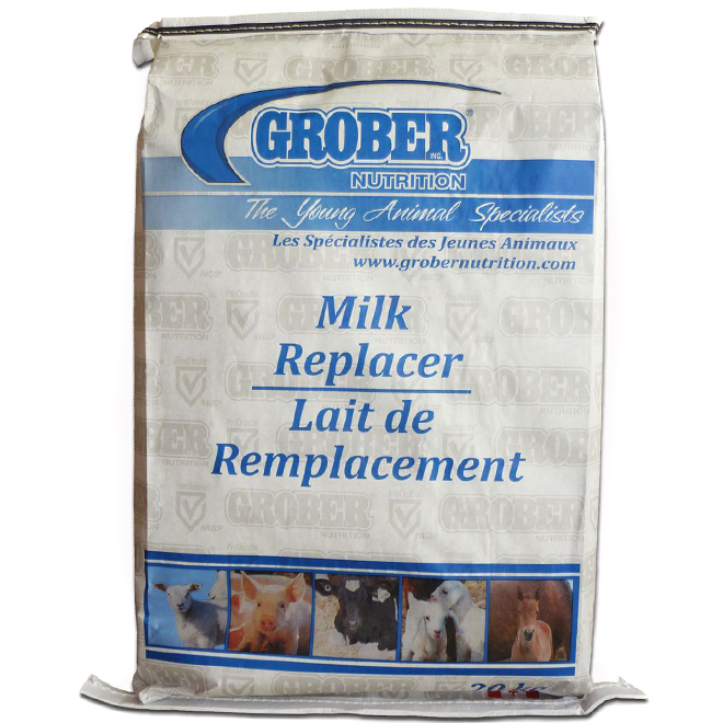 Milk Replacer - Calf High Performance - 470 g