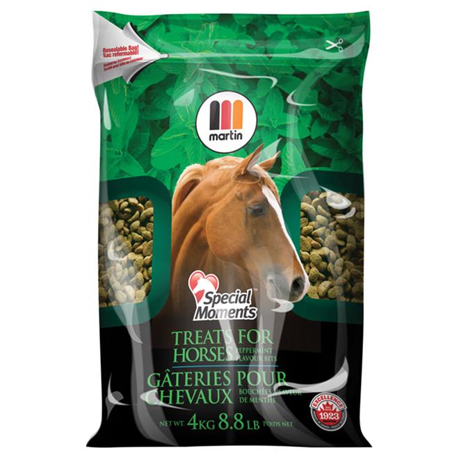 Horse Treats - Special Moments - Peppermint - 4 kg