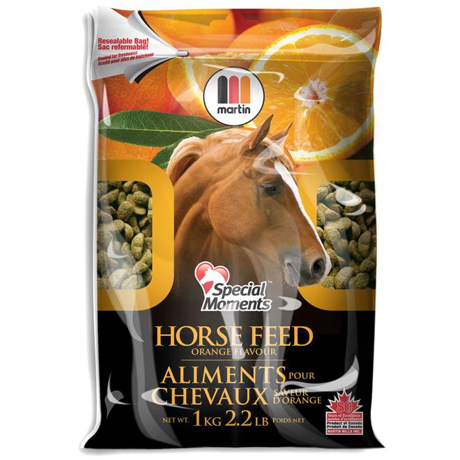 Horse Treats - Special Moments - Orange - 1 kg