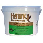 Rodenticide - Hawk Bait Chunx - 1.7 lb