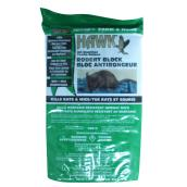 Rodenticide - Hawk Bait Block - 450 g