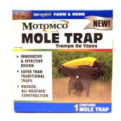 Heavy-Duty Dual-Spring Mole Trap