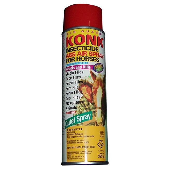 Horse Insecticide - Air Guard Aerosol - 325 g