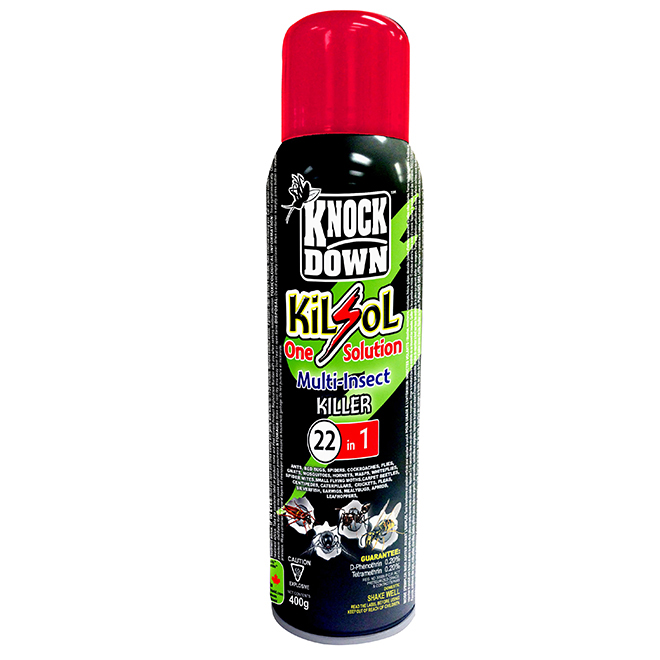 Insecticide KILSOL, Knock Down, 400 g
