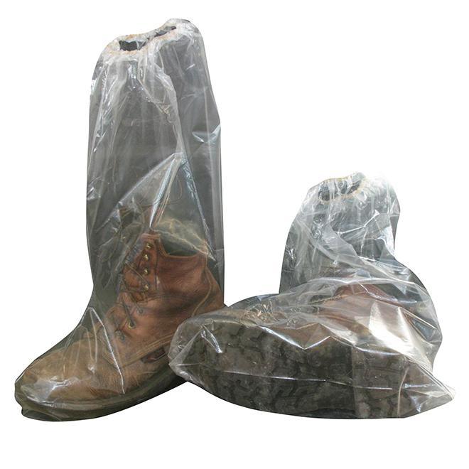 Disposable Boot - 6.5 mil - 50 Pack