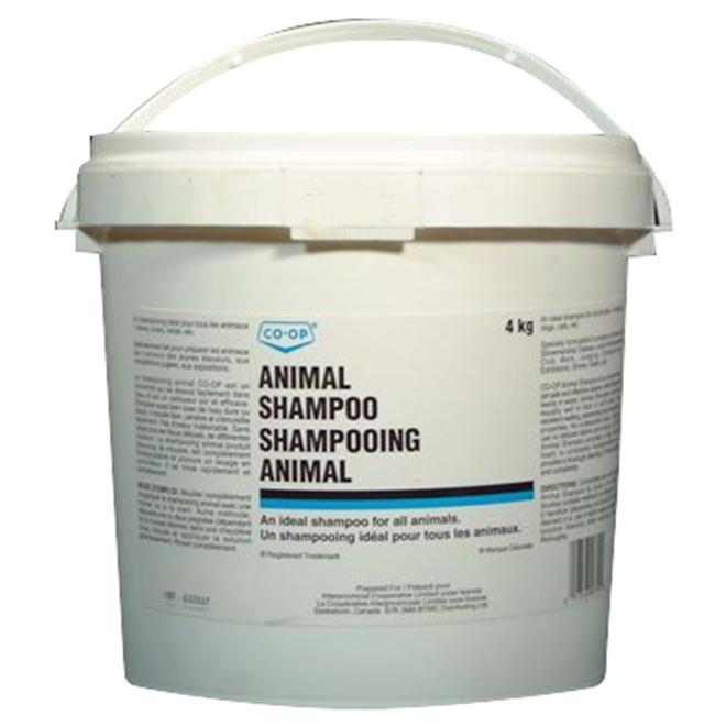 Shampoing en pâte pour animaux, 4 kg