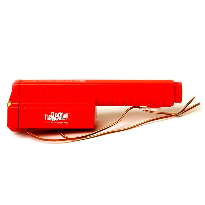 Livestock Prod Handle - Hot Shot Prod #HS200 - Red