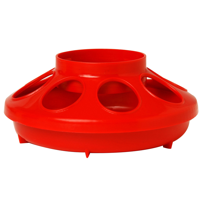 Poultry Feeder Base - 1 Qt