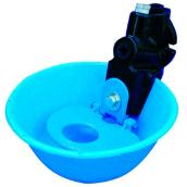 Stock Waterer with Nylon Nose Pan - Plastic - 10
