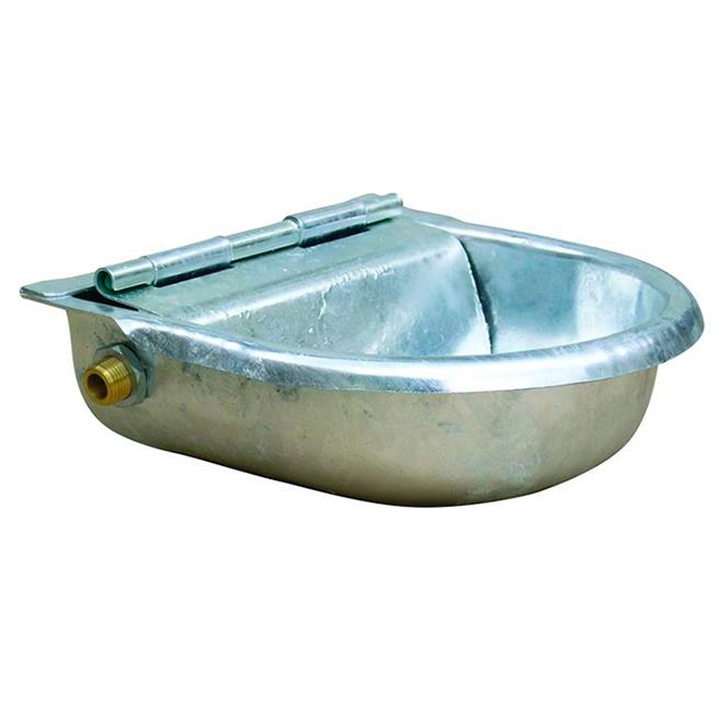 Bol à eau flottant, galvanisé