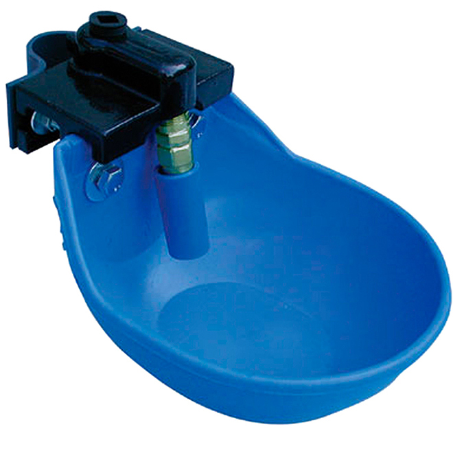 Cattle/Horse Waterer Bowl - Poly - 22 L/Min