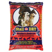 Désodorisant pour litière, terre de diat., Stall Dry, 18 kg
