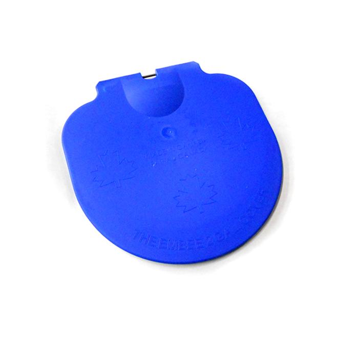 Couvercle de seau pour eau d'érable, plastique, 2 gallons