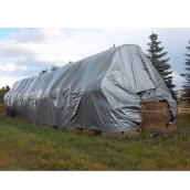 Bale Stack Cover - 20' x 48'