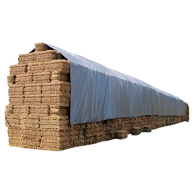 Bale Stack Cover - 25' x 48'