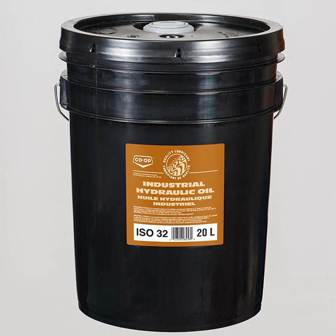 Liquide hydraulique industriel, ISO32, 20 l