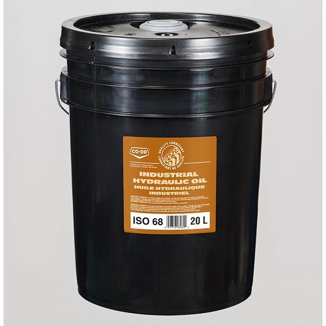 Liquide hydraulique industriel, ISO68, 20 l