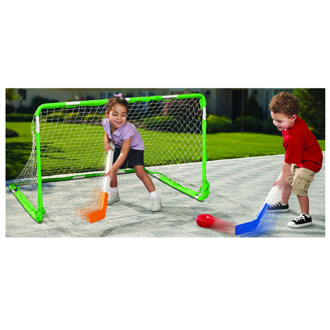 Soccer, Hockey and Lacrosse Set - Ages 2-6