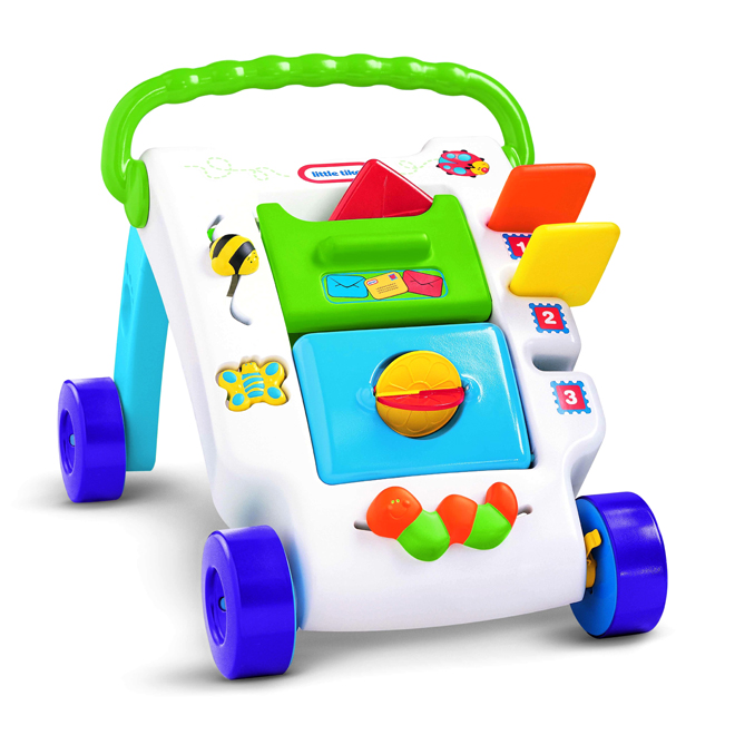 Wide Tracker Activity Walker - Ages 6-36 Months
