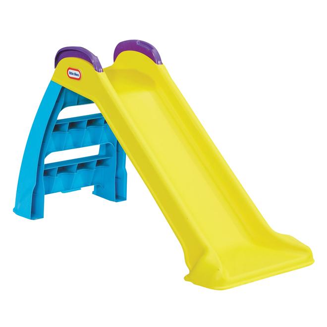 Kid's Slide - Wet & Dry First Slide - Ages 18 Mth-6 Yrs
