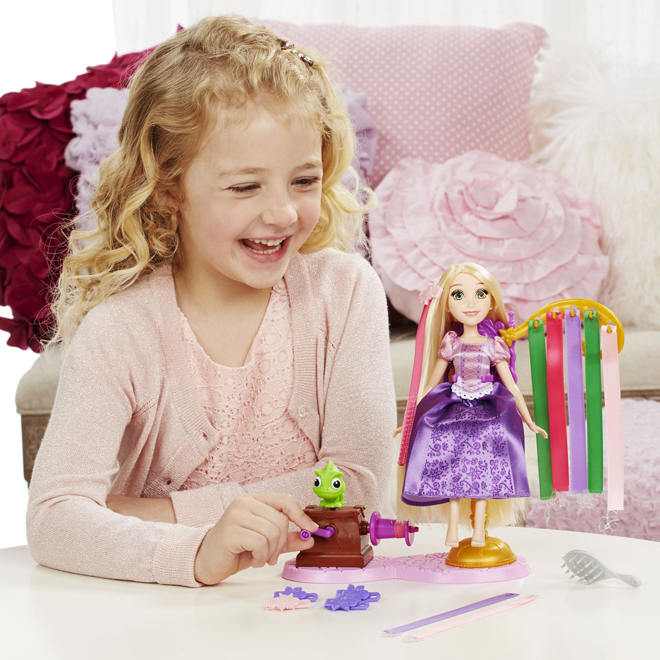 Disney Princess Salon Playset - Rapunzel - Ages 5+