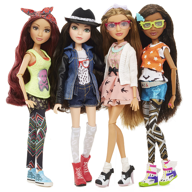 Project Mc² Doll