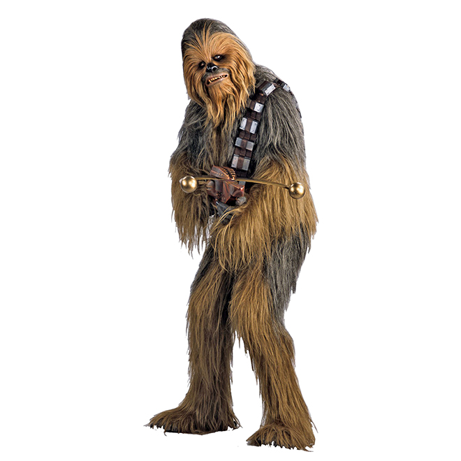 Figurine de Chewbacca, 20''
