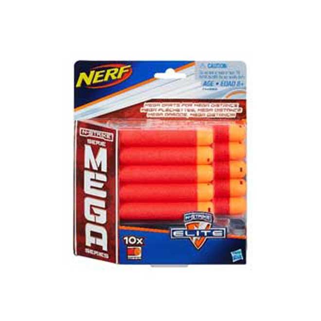 Nerf N-Strike Elite Mega Magnus Refill Darts - 10 Pack