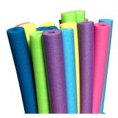 Pool Noodle Kit - 2 1/2'' x 5', Assorted