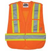 Safety Vest - Large/XLarge - Orange