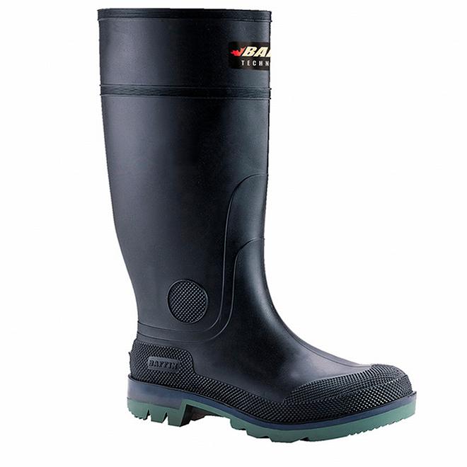 Men's Enduro Gel Safety Boot - 15'' - Black