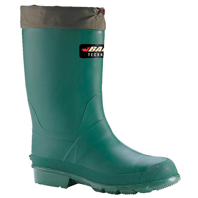 Men's Feedlot Lined Rubber Boots - 12'' - Green