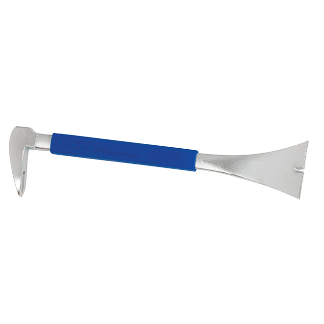 "Pry Bar - Moulding Puller - 10"" - Blue"