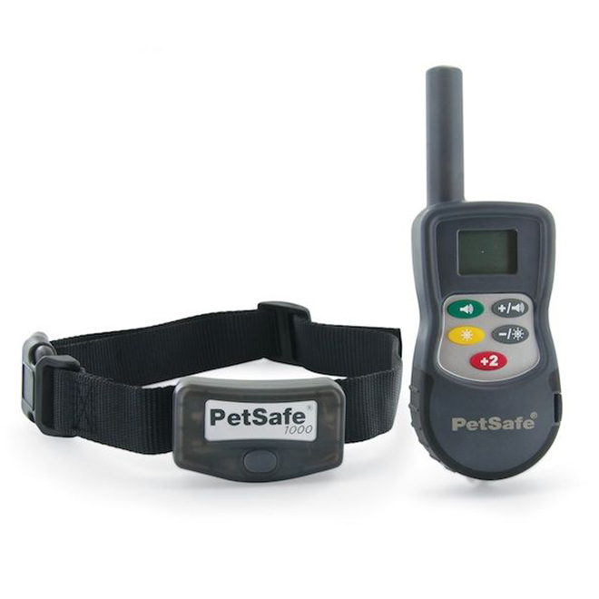 Big Dog Deluxe Remote Trainer by PetSafe - Black