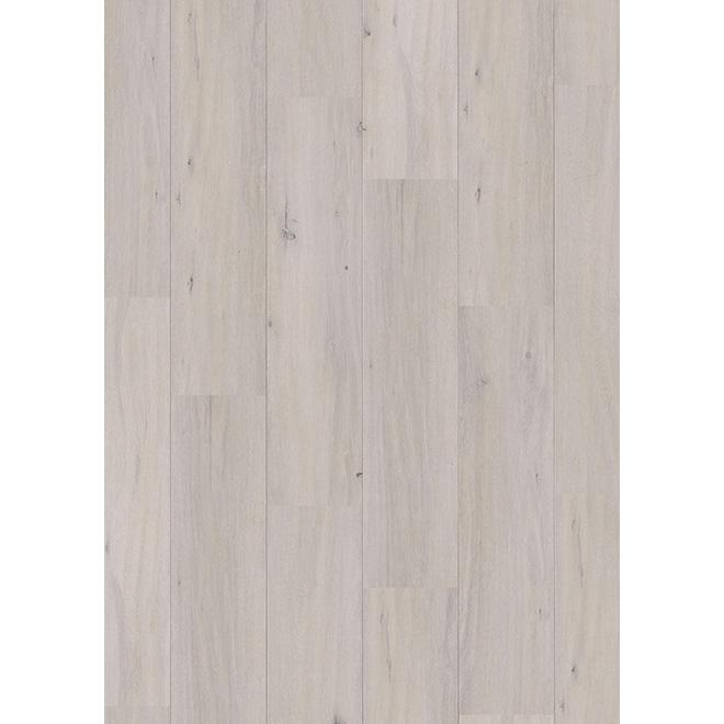 Laminate Flooring 8mm - Megaloc - Grey White
