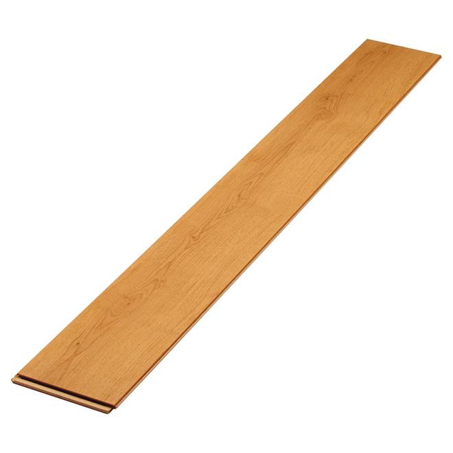 Laminate Flooring 12mm - Megaloc - Natural Oak