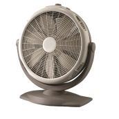 Ventilateur circulaire en plastique, 3 vitesses