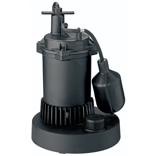 1/3-HP Sump Pump